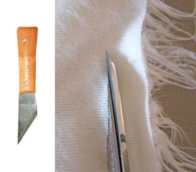 Как кроить искусственный мех и кожу