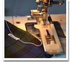 Петли для пуговицы на швейной машинке