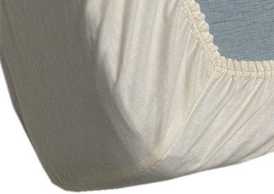 Какую сделать подгибку для простыни на резинке