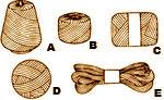 Перемотка пряжи для машинного вязания