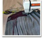 Построение выкройки и как сшить юбку