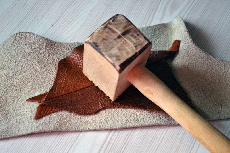 Молоток для разглаживания швов