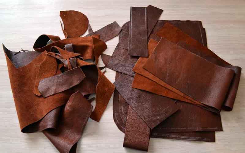 Детали кроя сумки