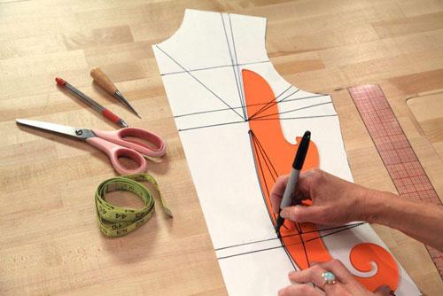 Пошаговая инструкция выкройка прямой юбки фото 262